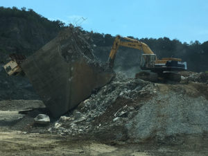 Concrete Recycling & Crushing