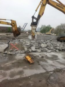 Building Demolition Company New Jersey - Dallas Contracting